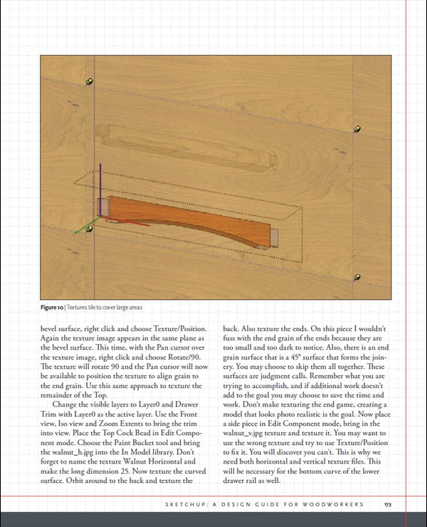 Sketchup For Woodworkers Book