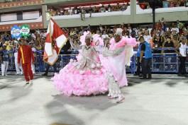 Desfile da Estácio de Sá. Foto: Fat Press