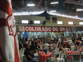 Final de samba-enredo da Colorado do Brás 2018. Foto: Claudio L. Costa