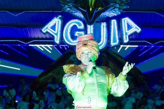 Lançamento do enredo da Águia de Ouro para o Carnaval 2018. Foto: SRzd - Wadson Ferreira