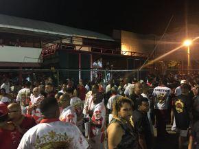 Final de samba do Salgueiro. Foto: Max Gomes.