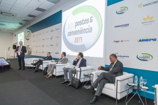 Expo Postos 2017. Foto: Divulgação
