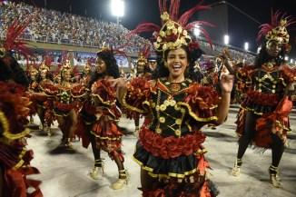 Beija-Flor é a atual campeã do Carnaval. Foto: Juliana Dias/SRzd