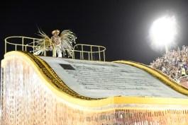 Desfile Paraíso do Tuiuti 2018. Foto: Leandro Milton/SRzd