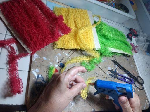 barracão unidos do Tijucano Carnaval 2018 UESM (10)