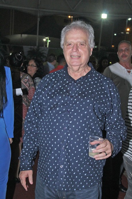 Luis Carlos Magalhães - Sorteio da ordem dos desfiles. Foto: Fat Press