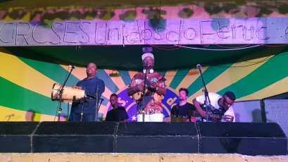 Final de samba-enredo na Unidos do Peruche. Foto: SRzd – Guilherme Queiroz