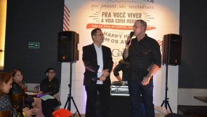 Sidney Rezende e Sergio Chaves. Foto: Divulgação