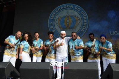 Imperador do Ipiranga - Lançamento do CD 2019; Foto: Claudio L. Costa