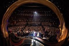 Com Adam Lambert nos vocais, o Queen colocou a plateia para cantar durante a abertura do Oscar 2019 (Foto: Divulgação – Crédito: Todd Wawrychuk / ©A.M.P.A.S.).