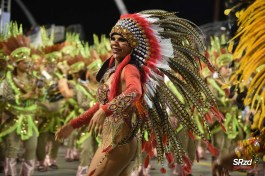 Desfile 2019 da Leandro de Itaquera. Foto: SRzd – Ana Moura