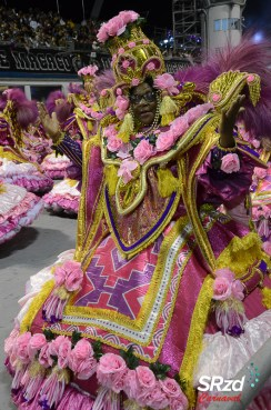 Desfile 2019 da Rosas de Ouro. Foto: SRzd – Cláudio L. Costa