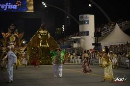 Desfile 2019 da X-9 Paulistana. Foto: SRzd – Ana Moura