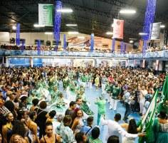 """""""Festa do Ziriguidum – Raízes do Carnaval"""" na Império de Casa Verde. Foto: Divulgação - Flávia Medinna"""