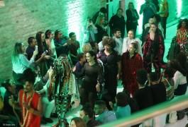 Mancha Verde realiza parceria com curso de moda de faculdade. Foto: Divulgação - Sergio Ortiz