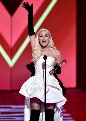 Gwen Stefani (Foto: Divulgação / Crédito: E! Entertainment).