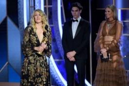 """Laura Dern venceu o Globo de Ouro de melhor atriz coadjuvante por """"História de um Casamento"""" (Foto: Divulgação / Crédito: HFPA Photographer)."""