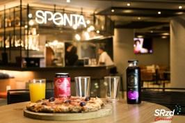 """Alô, Alô Carnaval"" no Sponta Pizza Bar do Hotel Ibis São Paulo Barra Funda. Foto: SRzd"