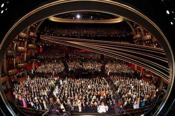 O auditório do Oscar 2020 (Foto: Divulgação – Crédito: Todd Wawrychuk / ©A.M.P.A.S.).
