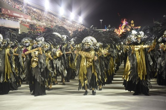 Desfile Mangueira 2020 Foto: Juliana Dias/SRzd.