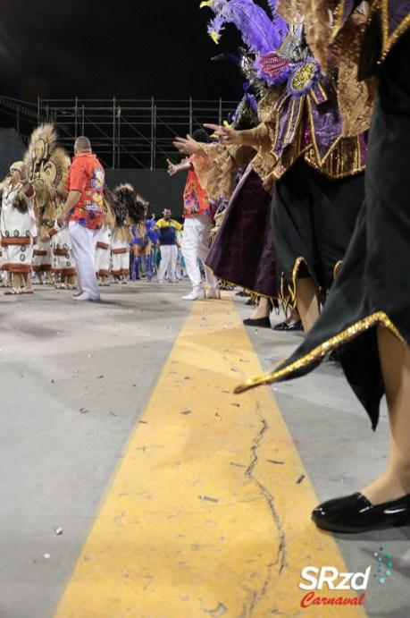 Desfile 2020 da Acadêmicos do Tucuruvi. Foto- SRzd - Cesar R. Santos