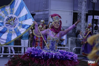Desfile 2020 da Império de Casa Verde. Foto: SRzd - Bruno Giannelli