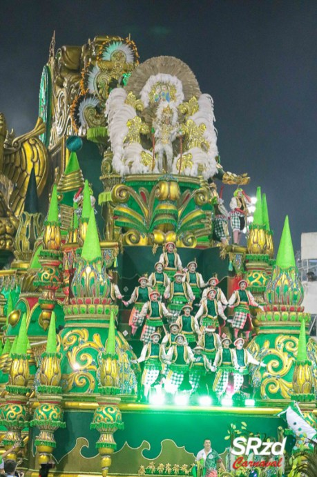 Desfile 2020 da Mancha Verde. Foto- SRzd - Cesar. R. Santos