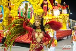 Desfile 2020 da Unidos de Santa Bárbara. Foto: SRzd - Cesar R. Santos