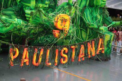 Desfile 2020 da X-9 Paulistana. Foto: SRzd - Cesar R. Santos