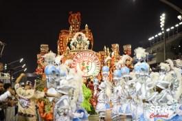 Desfile das campeãs 2020 da Mocidade Alegre. Foto: SRzd – Ana Moura
