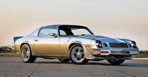 1980 Camaro Parts and Restoration Information