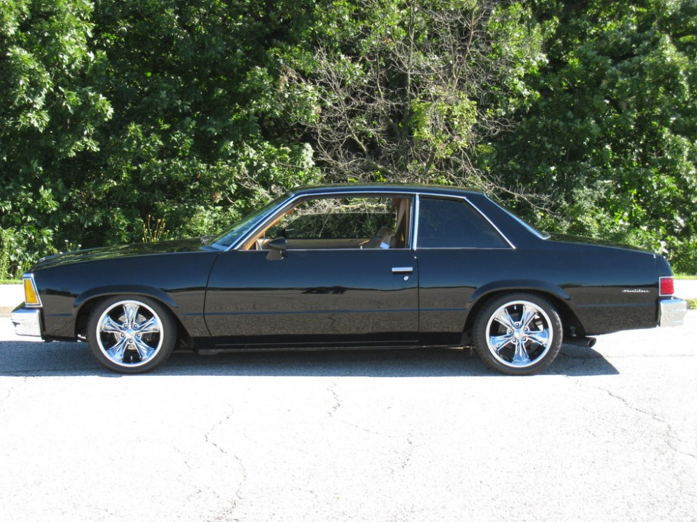 medium resolution of for 1981 the malibu was transitioned over to the rear wheel drive g body platform which was the base of other gm cars such as the pontiac grand prix and