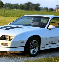 the mid 80s were big for the camaro especially 1985 this marked the year that the iroc z was introduced  [ 1280 x 640 Pixel ]
