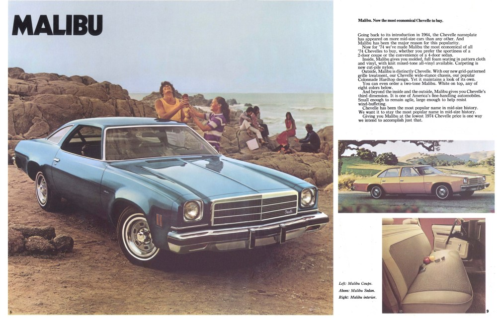 medium resolution of 1974 chevrolet chevelle brochure5