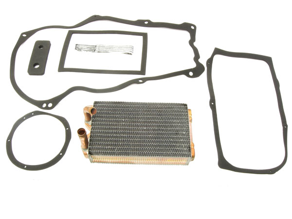 1968-1972 Chevrolet Heater Core And Box Seals Kit, Without