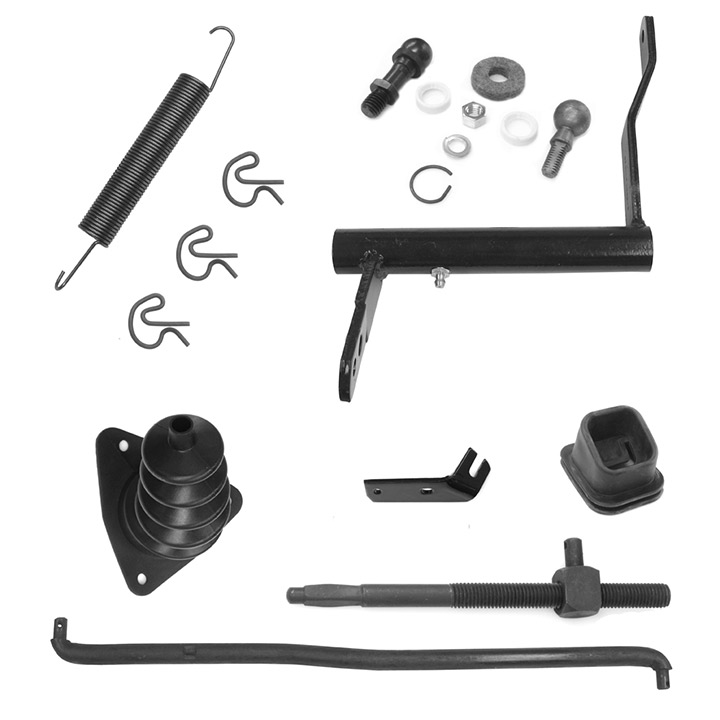 1968-1972 Chevrolet Clutch Linkage Conversion Kit