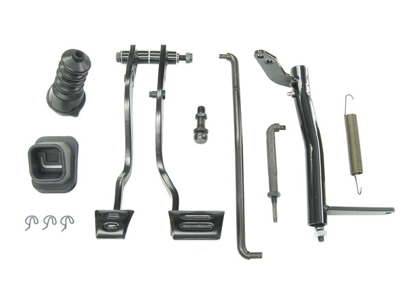 Encontrá manual: Chevy manual transmission conversion kit