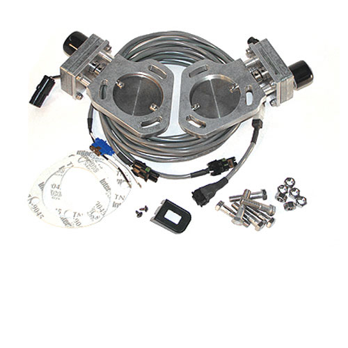 1962 1974 nova pypes electronic exhaust cut out kit for 3 inch exhaust hve10