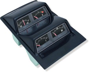 19681974 Nova Console Gauge Kit