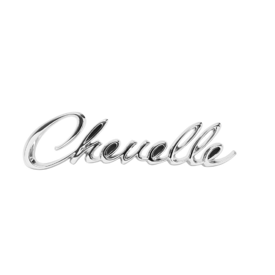 Chevelle Rear Trunk Emblem