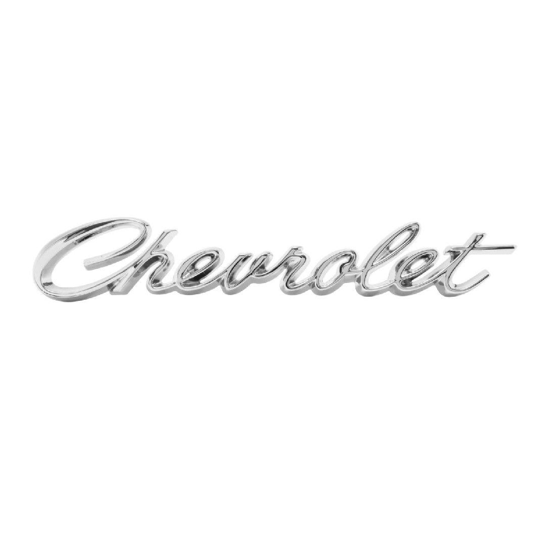 El Camino Chevrolet Tail Gate Emblem