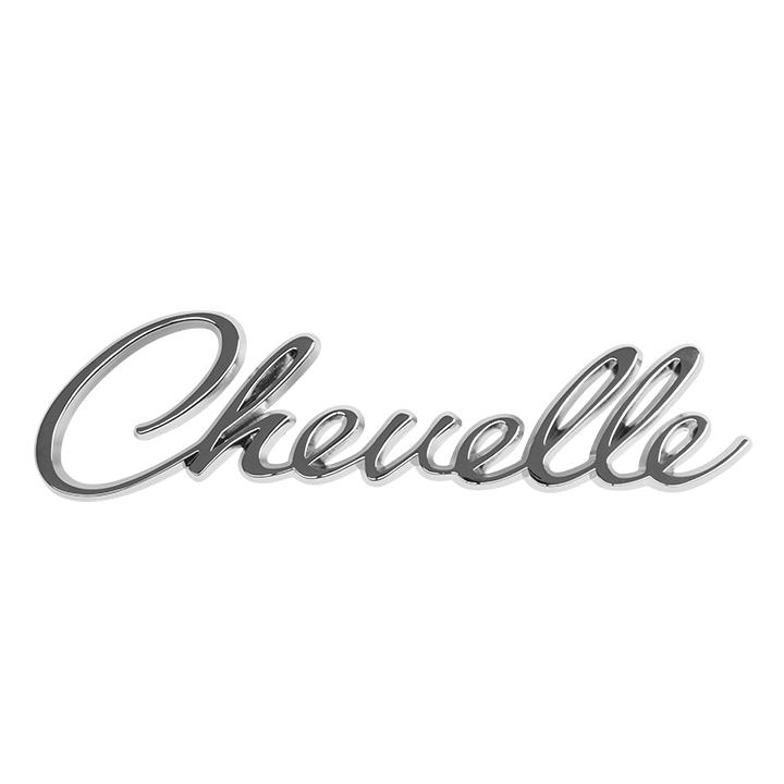 1968-1969 Chevrolet Header Panel Emblem