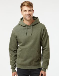 Jerzees mr nublend hooded sweatshirt model shot also rh ssactivewear
