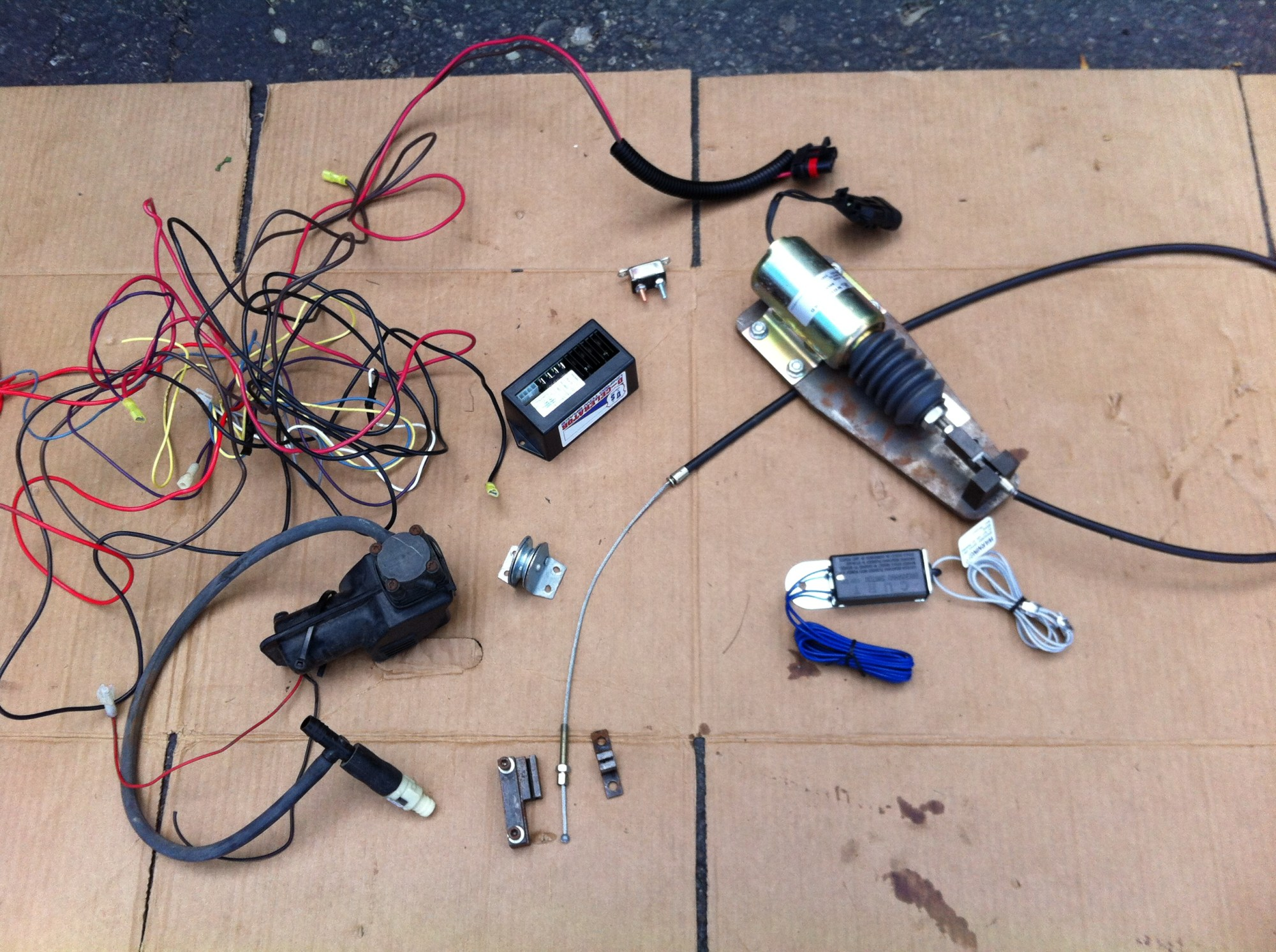 hight resolution of setting up to flat tow an f 150 irv2 forums car wiring harness electric actuator solenoid