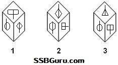 How to solve cubes questions in SSB Interview