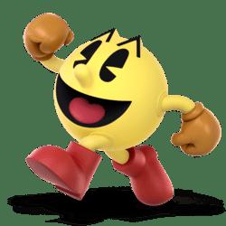 Pac Man SSBU SmashWiki The Super Smash Bros Wiki