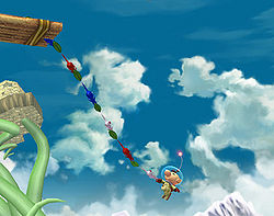 Pikmin Chain  SmashWiki the Super Smash Bros wiki
