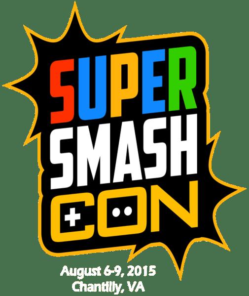 File:Super Smash Con logo.png