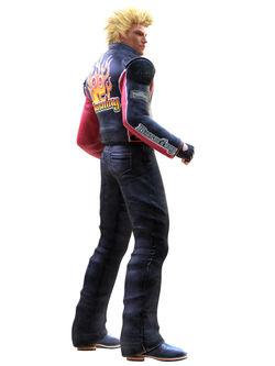 Jacky Bryant  SmashWiki the Super Smash Bros wiki
