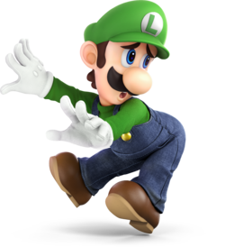 Luigi SSBU SmashWiki The Super Smash Bros Wiki